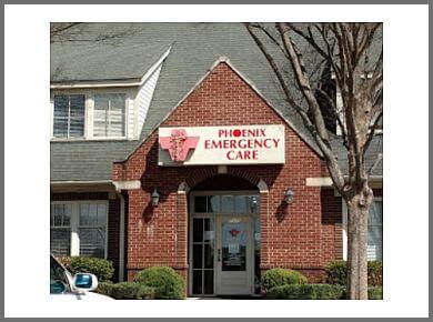 Huntsville urgent care clinic Phoenix Emergency Care