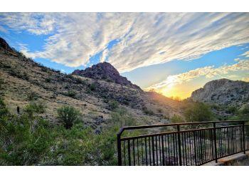 Phoenix hiking trail Phoenix Mountains Preserve