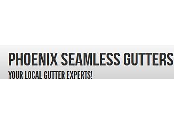 Phoenix gutter cleaner Phoenix Seamless Gutter
