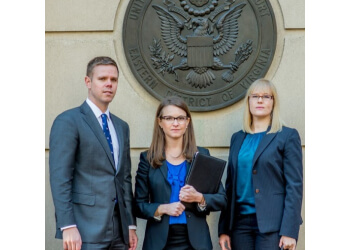 Alexandria criminal defense lawyer Harris, Carmichael, & Ellis, PLLC