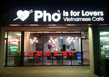 Dallas vietnamese restaurant Pho is for Lovers