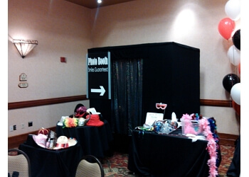 Irving photo booth company Photo Booth Rentals DFW