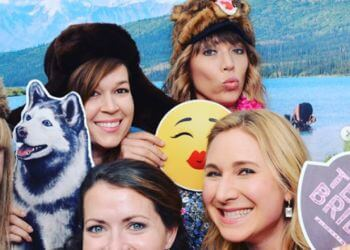 Anchorage photo booth company Photo Emporium Alaska