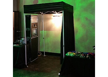 Bakersfield photo booth company Photobooth Rentals by Riki