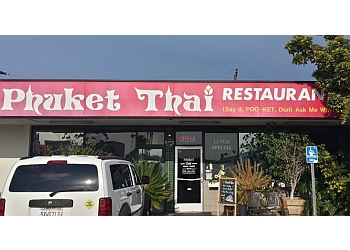 Huntington Beach thai restaurant Phuket Thai Restaurant