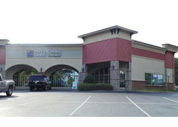 Chattanooga urgent care clinic Physicians Care