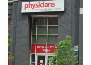 Chicago urgent care clinic Physicians Immediate Care