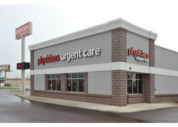 Fort Wayne urgent care clinic Physicians Urgent Care