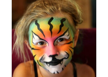 New Haven face painting Picasso Parties
