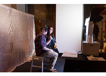 Detroit photo booth company Picture Perfect Photobooth Rentals