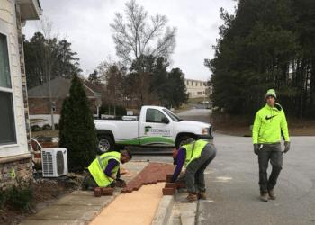 Augusta landscaping company Piedmont Landscape Management