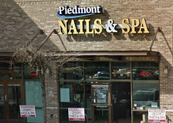 Atlanta nail salon Piedmont Nails & Spa