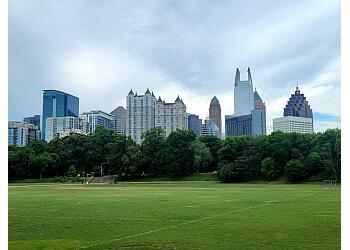Atlanta public park Piedmont Park