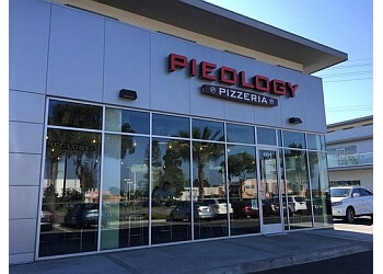 Torrance pizza place Pieology Pizzeria