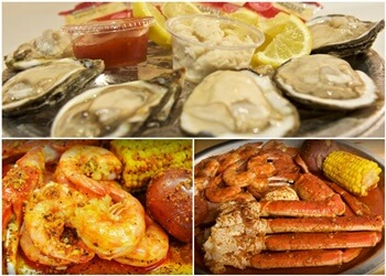 Chattanooga seafood restaurant Pier 88 Boiling Seafood & Bar