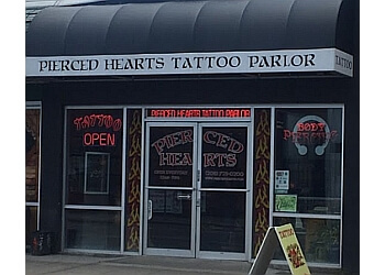 Seattle tattoo shop Pierced Hearts tattoo parlor