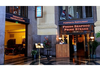 Kansas City seafood restaurant Pierpont's at Union Station
