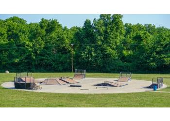 Kansas City public park Pierson Park
