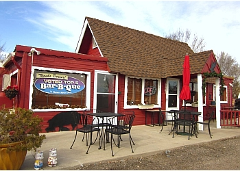 Lakewood barbecue restaurant Piggin' Out Bar-B-Que