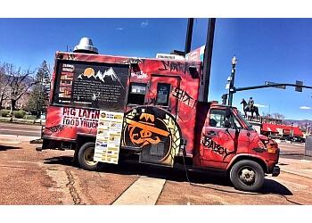 Colorado Springs food truck Piglatin Food Truck