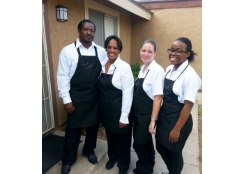 Moreno Valley caterer Pijazz Catering & Event Planners