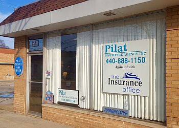 Cleveland insurance agent Pilat Insurance Agency Inc.