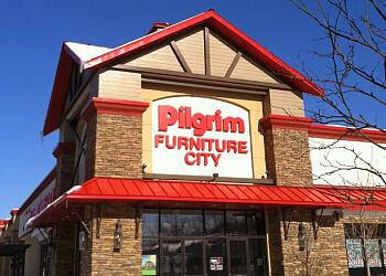 Bridgeport furniture store Pilgrim Furniture City