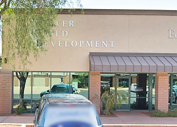 Phoenix occupational therapist Piller Child Development