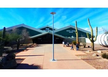Tucson places to see Pima Air & Space Museum