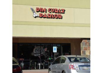 Surprise hair salon Pin Curlz Parlor