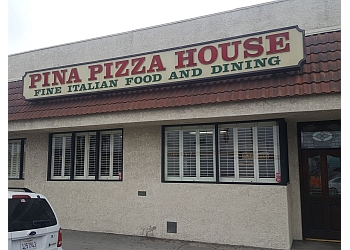 Downey pizza place Pina Pizza House