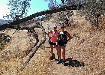 Clovis hiking trail  Pincushion Mountain Trail