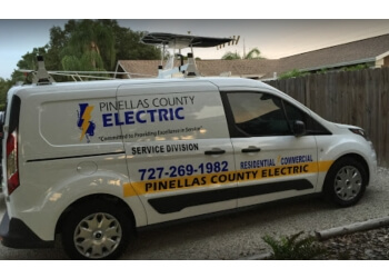St Petersburg electrician Pinellas County Electric, LLC