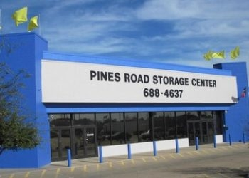 Shreveport storage unit Pines Road Storage Center