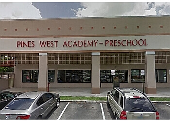 Pembroke Pines preschool Pines West Academy