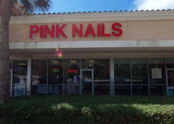 Port St Lucie nail salon Pink Nails & Spa
