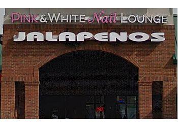 Pink & White Nail Lounge