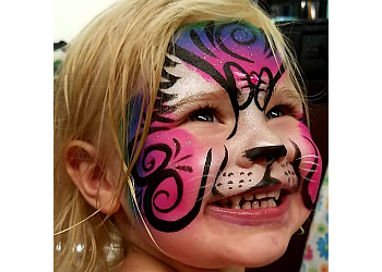 Birmingham face painting Pinky Fancy Faces