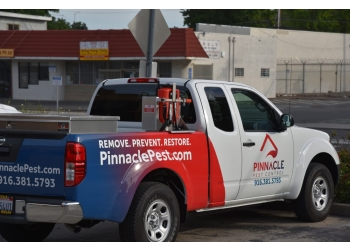 Concord pest control company Pinnacle Pest Control