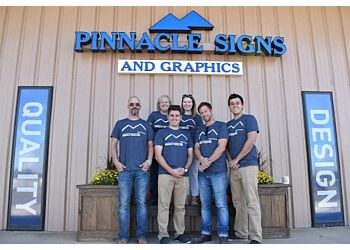 Little Rock sign company Pinnacle Signs & Graphics