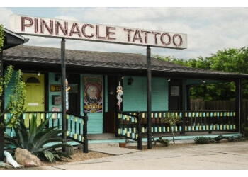Corpus Christi tattoo shop Pinnacle Tattoo