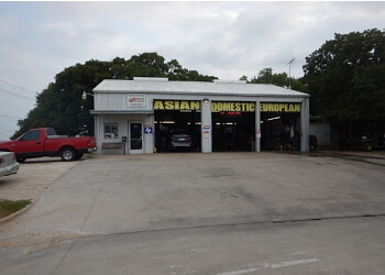 Denton car repair shop Pioneer Automotive