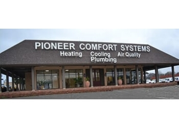 Shreveport hvac service Pioneer Comfort Systems