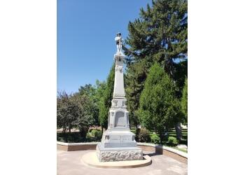 Provo public park Pioneer Park