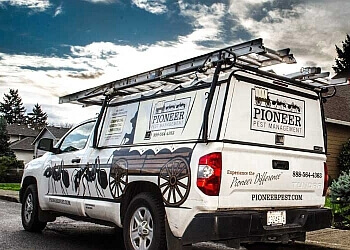 Vancouver pest control company Pioneer Pest Management