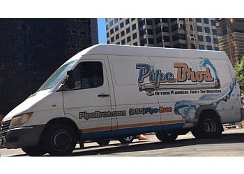 Pasadena plumber Pipe Bros
