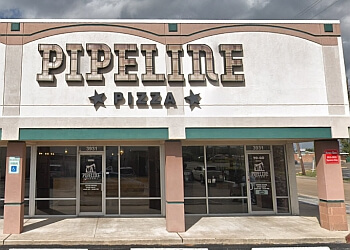 Pasadena pizza place Pipeline Pizza
