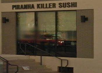 Austin sushi Piranha Killer Sushi