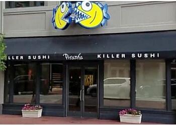 Fort Worth sushi Piranha Killer Sushi