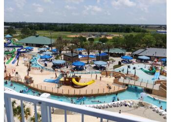 Pasadena amusement park Pirates Bay Waterpark